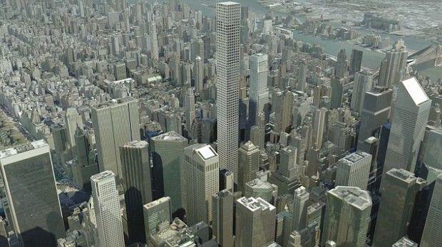 Edificio de apartamentos mas alto de NY 1